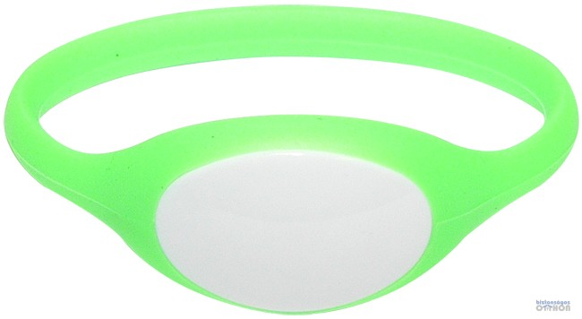 S. AM Wristband No.5 125 kHz zöld