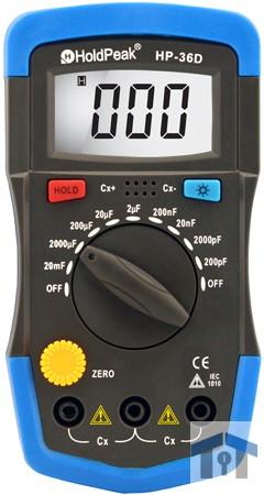 HOLDPEAK 36D digitális multiméter