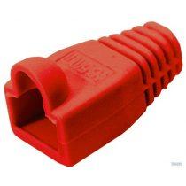 Törésgátló 8P8C dugaszhoz 05230 piros