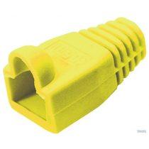 Törésgátló 8P8C dugaszhoz 05230 sárga