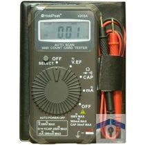 HOLDPEAK 4203A digitális multiméter