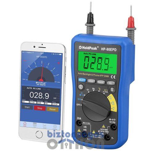 HOLDPEAK 90EPD digitális multiméter