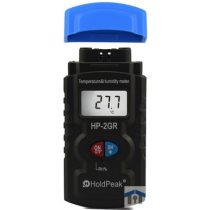 HOLDPEAK 2GR NTC mérőszondás hőmérsékletmérő, -50°C/+1400°C, háttérvilágítás.