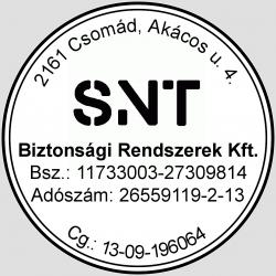 SNT Kft logó